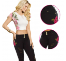 Combo Jeans y Blusa